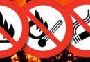 Tűzgyújtási tilalom öt alföldi megyében